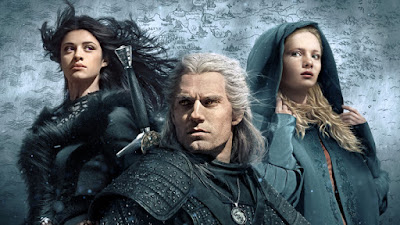 Henry Cavill has published a new teaser for the second season of The Witcher