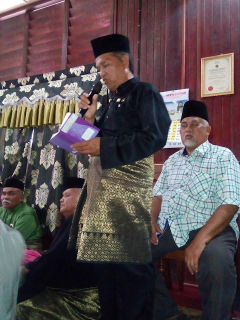 Kronologi Pertuduhan Salah Laku dan Pemecatan YTM Dato' Undang Luak Johol