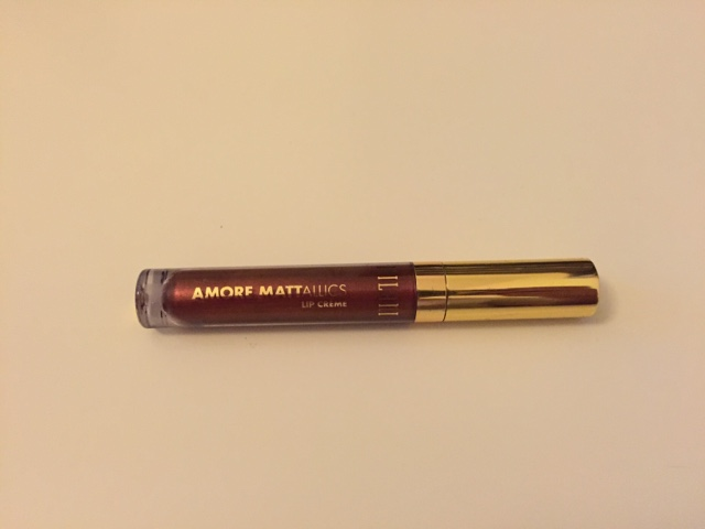 Milani Metallic Liquid Lipstick - Matterialistic