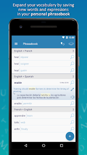 Reverso Translation Dictionary- screenshot thumbnail