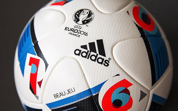 Euro 2016 France: Adidas ball