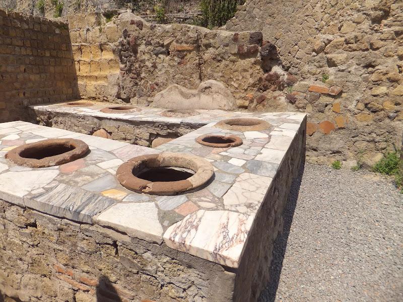 Baños de Ercolano, Napoli, Italia, Elisa N, Blog de Viajes Argentina, Lifestyle