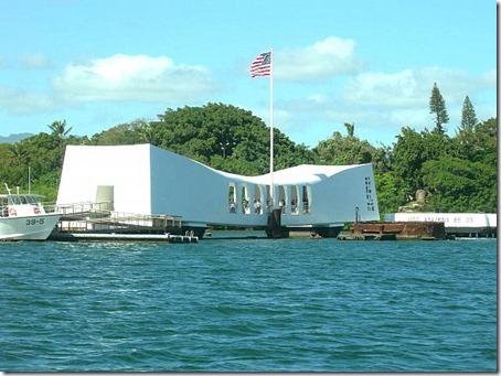 真珠湾記念館