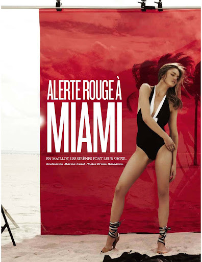 Be - No.62 (27 mai - 02 juin 2011) Alerte Rouge a Miami