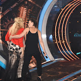 OIC - ENTSIMAGES.COM - Eileen Daly and Emma Willis at the   Big Brother 2015 - fourth eviction June 5th 2015 Photo Mobis Photos/OIC 0203 174 1069