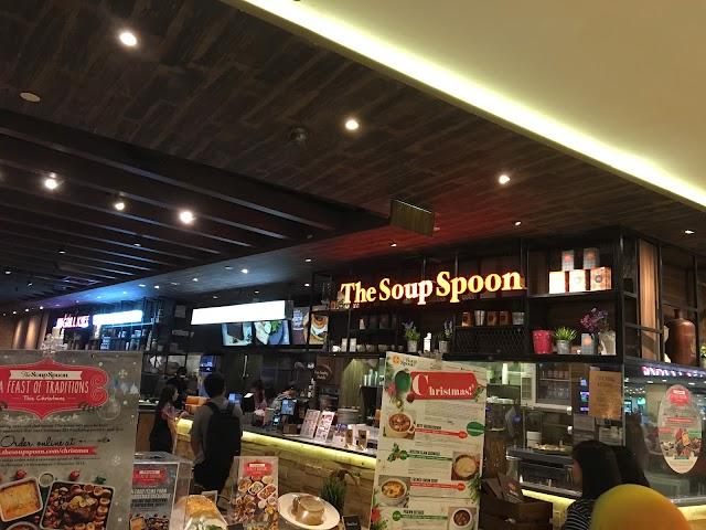 The Soup Spoon Union @ Vivocity