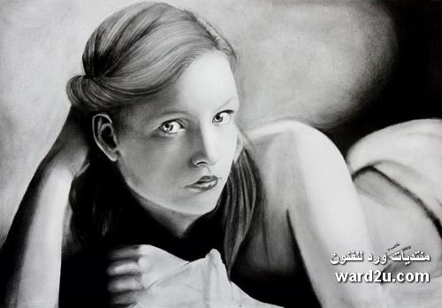 الرسم بالقلم الرصاص للفنان Diego Fazio