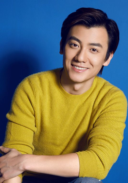 Shi An China Actor