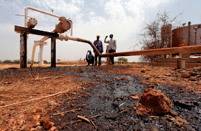 South Sudan: worsening security may halt oil production