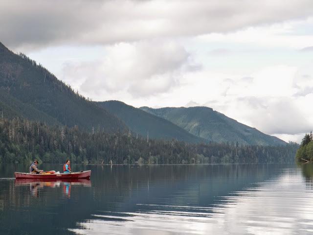 May 2014 Wynoochee Lake Camp/Canoe - CIMG5228.JPG