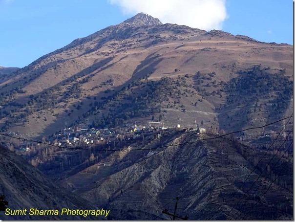 Spillo, Himachal Pradesh Landscape