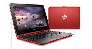 HP Pavilion X360 bán ra tại Việt Nam, giá 12,3 triệu đồng