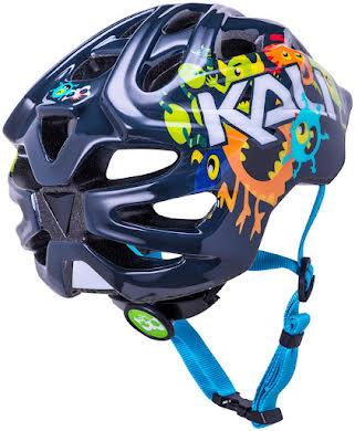Kali Protectives Chakra Child Helmet - Monsters, Sprinkles, Unicorns alternate image 0
