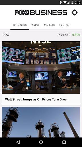 FOX Business screenshot 3