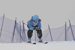 Big White K1 Provincials Ladies SX, Mar 19 2012 - Dickson Wong