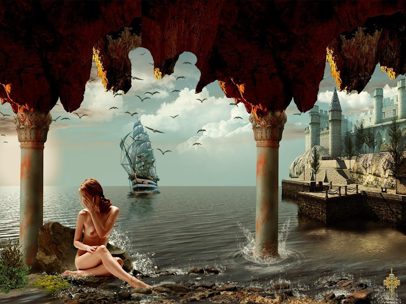 Waiting For The Ship, Magical Landscapes 2