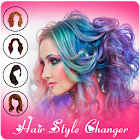 Hair Style Changer icon