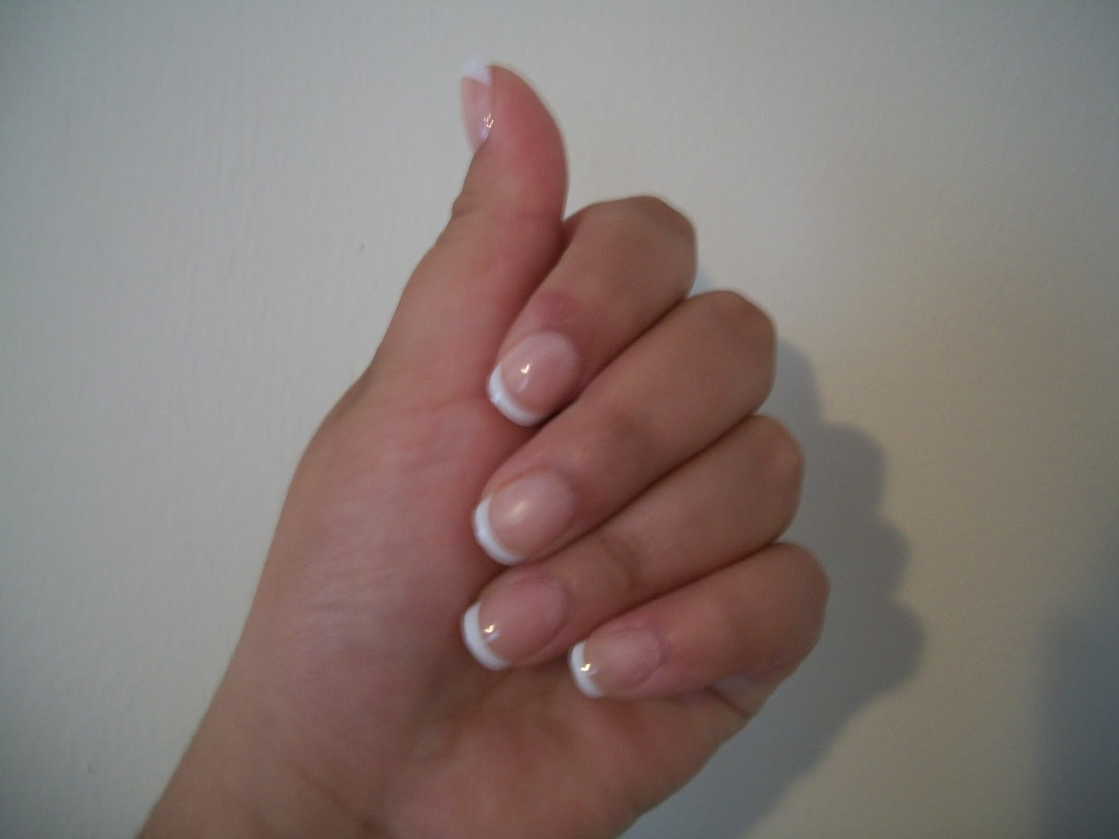Fast French 10 Min Mani!: Broadway Nails French Tip ManiCure