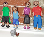 My Family in Clay by Jovanna