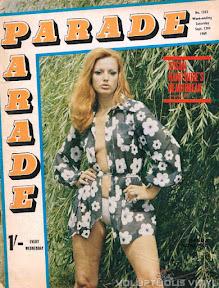 Magda Konopka British Magazine Parade