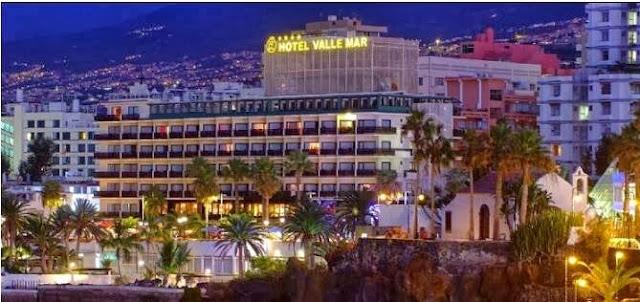 Hotel Valle Mar, Av de Colón, 4, 38400 Puerto de la Cruz, Santa Cruz de Tenerife, Spain