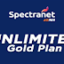 Spectranet 4G LTE Launches Full Speed Unlimited Gold Plan
