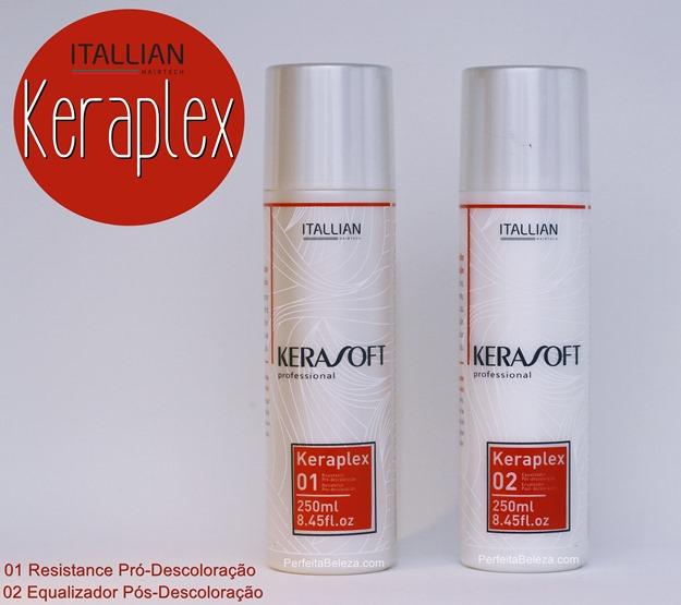 keraplex kerasoft itallian hairtech