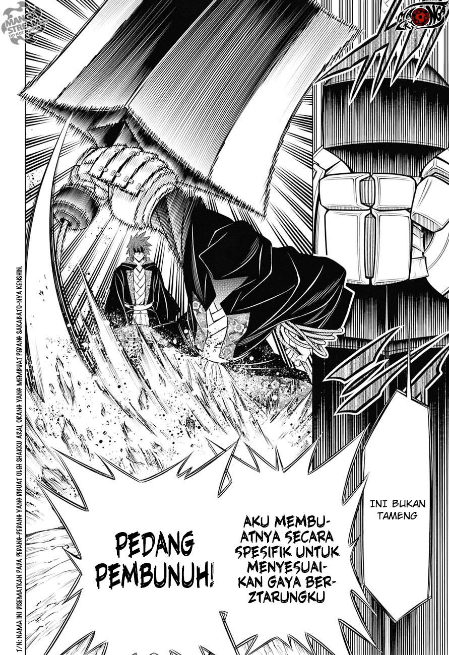 Rurouni Kenshin: Hokkaido-hen Chapter 02-14