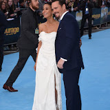 OIC - ENTSIMAGES.COM - Emmanuelle Chriqui and Kevin Dillon at the Entourage - UK film premiere  in London 9th June 2015  Photo Mobis Photos/OIC 0203 174 1069