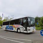 Mercedes van Edad Reizen bus 45