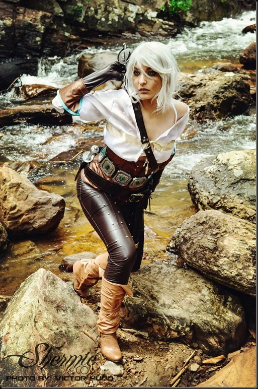 [Shermie] Ciri (The Witcher)_839260-0001