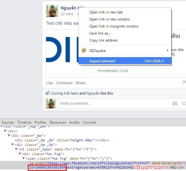 Ảnh mô phỏngViết chữ màu xanh trên Facebook, Status màu xanh như thế nào - viet-chu-mau-xanh-tren-facebook-1