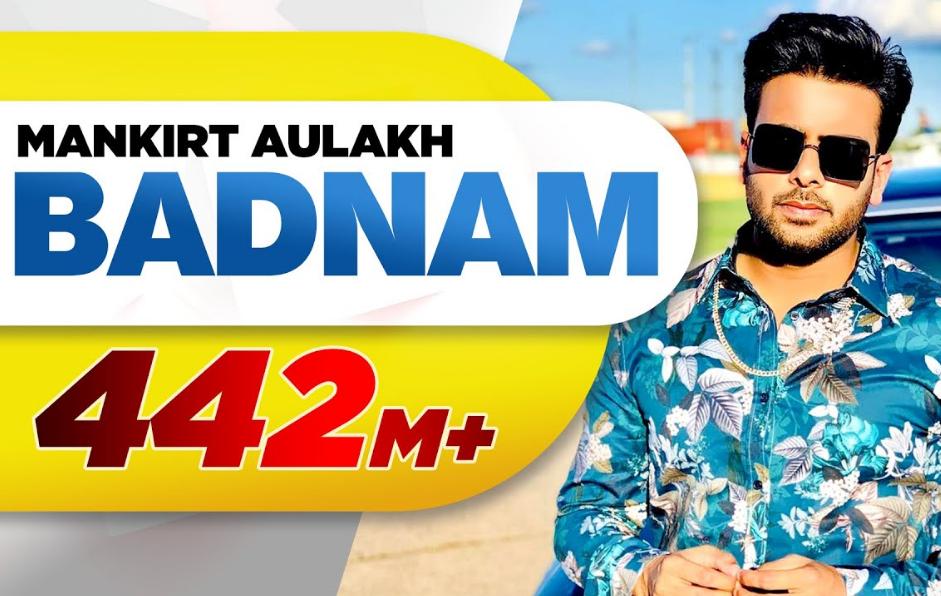 Badnam Lyrics - Mankirt Aulakh