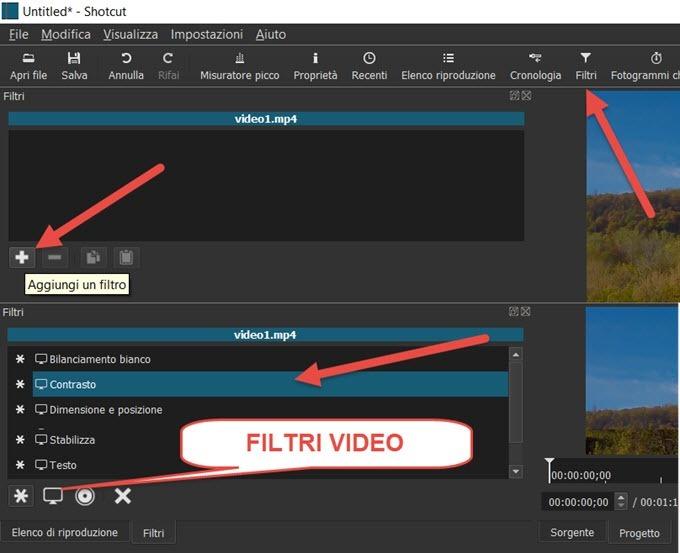 filtri-video-contrasti