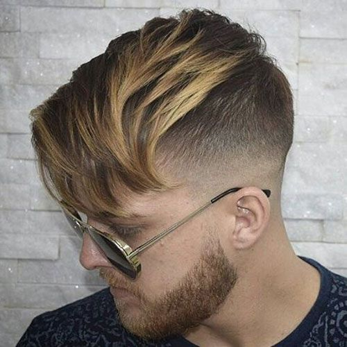 Man hairstyles make you more sexy for 2018 2