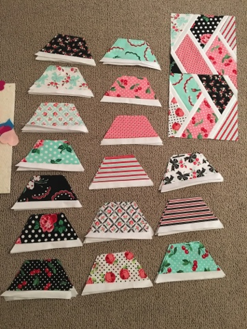 Owl Tell You Sew Sashed Half Hexagon Quilt