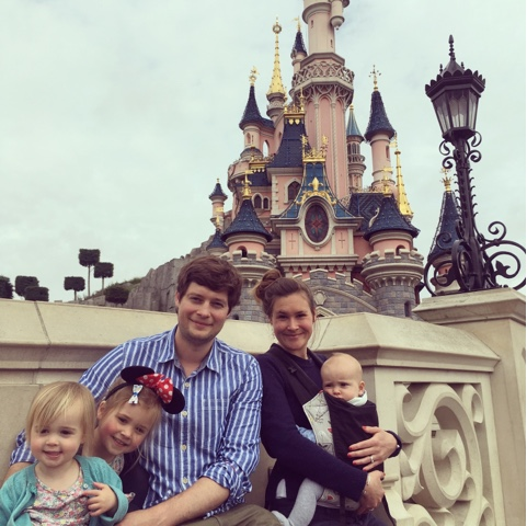 We had the most wonderful family holiday at Disneyland Paris and can't wait to go back