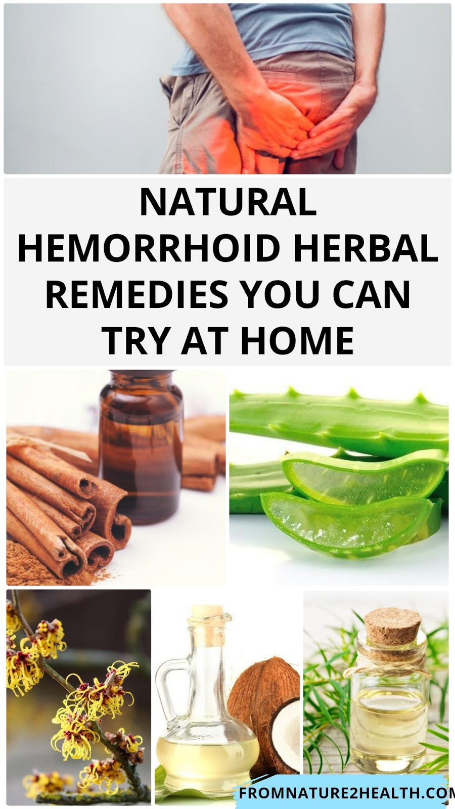 Natural Hemorrhoid Herbal Remedies You Can Try at HomeNatural Hemorrhoid Herbal Remedies You Can Try at Home