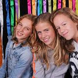 Zuyderzee college Lemmer Oranje boven feest