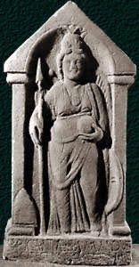 Goddess Brighid Image