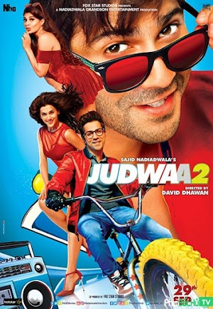 Phim Cặp Song Sinh - Judwaa 2 (2017)
