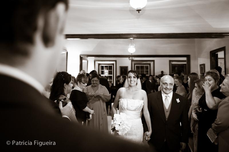 Foto de casamento 0700pb de Mônica e Diogo. Marcações: 20/08/2011, Casamento Monica e Diogo, Rio de Janeiro.