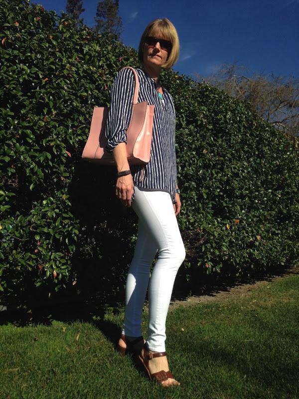 White Skinny Jeans 1
