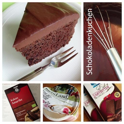 Greenway36 Schokoladenkuchen Mit Ganache Nach Annabel Langbein