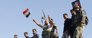 La coalition internationale se trompe de cible, des dizaines de soldats syriens tués