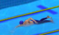 لعبة السباح الماهر