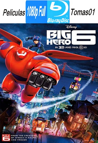 Big Hero 6 (6 Grandes Heroes) (2014) BRRipFull 1080p