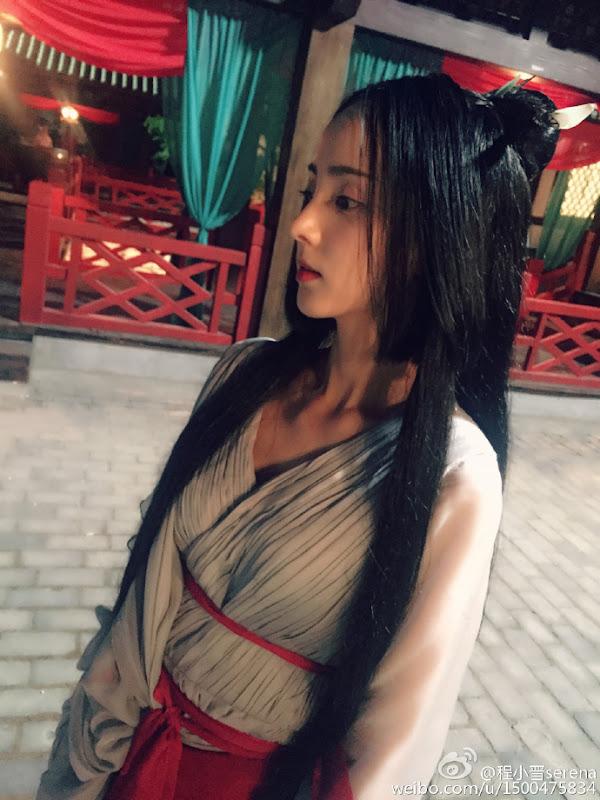 Cheng Xiaomeng China Actor