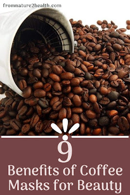 Coffee Masks for Acne, Coffee Masks for Antiaging, Coffee Masks for Eye Bag, Coffee Masks for Hair, Coffee Masks for Inflamation, Coffee Masks for for Skin