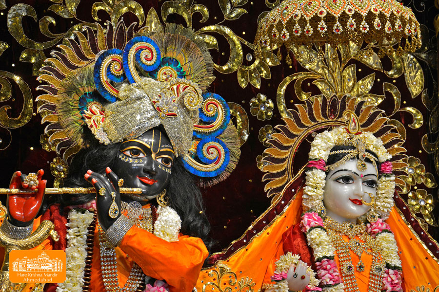 ISKCON Hare Krishna mandir Ahmedabad 11 Jan 2017 (4)